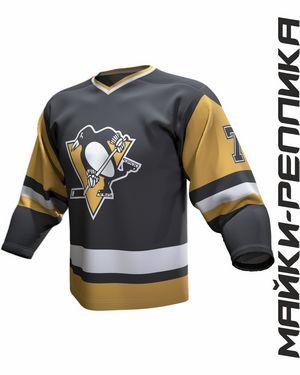 Хоккейный свитер реплика клубов NHL, KHL и Экстралиги.